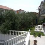 Terrasse Haus Kordic